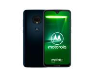 Motorola Moto G7 Plus 4/64GB Dual SIM granatowy + etui - 478819 - zdjęcie 1