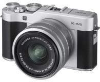Fujifilm X-A5 + XF 15-45 srebrny - 476664 - zdjęcie 1