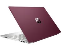 HP Pavilion 15 i5-8265/8GB/256/Win10 MX150 Burgundy  - 480186 - zdjęcie 4