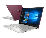 HP Pavilion 15 i5-8265/8GB/256/Win10 MX150 Burgundy  - 480186 - zdjęcie 1