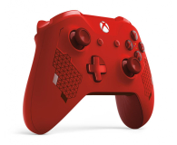 Microsoft Xbox One S Wireless Controller - Sport Red - 479668 - zdjęcie 3