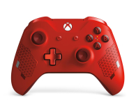 Microsoft Xbox One S Wireless Controller - Sport Red - 479668 - zdjęcie 1
