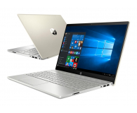 HP Pavilion 15 i5-8265U/16GB/256/Win10 MX150 IPS Gold - 495575 - zdjęcie 1