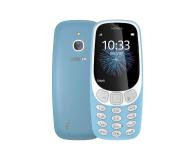 Nokia 3310 Dual SIM niebieska - 479418 - zdjęcie 1