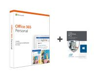Microsoft Office 365 Personal + McAfee AntiVirus  - 329090 - zdjęcie 1