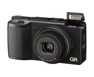 Ricoh GR II + Bateria + Futerał  - 479437 - zdjęcie 1