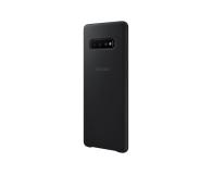Samsung Silicone Cover do Galaxy S10+ czarny - 478388 - zdjęcie 4