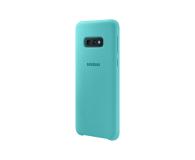 Samsung Silicone Cover do Galaxy S10e zielony - 478326 - zdjęcie 4