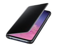 Samsung Clear View Cover do Galaxy S10e czarny - 478315 - zdjęcie 1