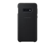 Samsung Silicone Cover do Galaxy S10e czarny - 478321 - zdjęcie 1