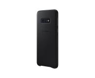 Samsung  Leather Cover do Galaxy S10e czarny - 478330 - zdjęcie 4