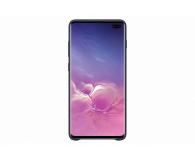 Samsung Leather Cover do Galaxy S10+ czarny - 478401 - zdjęcie 2