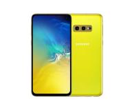 Samsung Galaxy S10e G970F Canary Yellow - 474168 - zdjęcie 1
