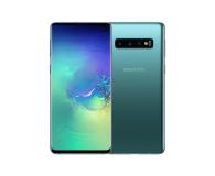 Samsung Galaxy S10 G973F Prism Green + ZESTAW - 493902 - zdjęcie 2