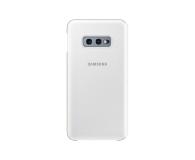 Samsung LED View Cover do Galaxy S10e biały - 478337 - zdjęcie 4