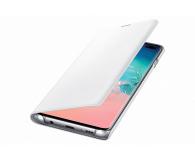 Samsung LED View Cover do Galaxy S10+ biały - 478412 - zdjęcie 2