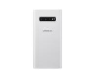 Samsung LED View Cover do Galaxy S10+ biały - 478412 - zdjęcie 4