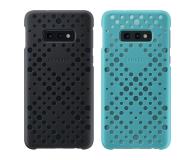 Samsung Pattern Cover do Galaxy S10e czarno zielony - 478340 - zdjęcie 1