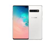 Samsung Galaxy S10+ G975F Ceramic White 512GB + ZESTAW - 493914 - zdjęcie 2