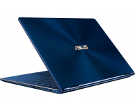 ASUS ZenBook Flip UX362FA i5-8265U/8GB/256/W10 Blue - 474933 - zdjęcie 7