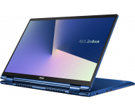 ASUS ZenBook Flip UX362FA i5-8265U/8GB/256/W10 Blue - 474933 - zdjęcie 6