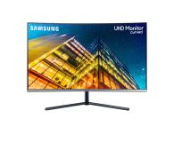 Samsung U32R590CWUX Curved 4K - 477806 - zdjęcie 1