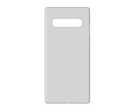 3mk Natural Case do Samsung Galaxy S10+ biały - 475766 - zdjęcie 1