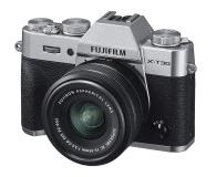 Fujifilm X-T30 + 15-45mm srebrny - 481833 - zdjęcie 1