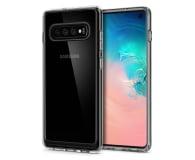 Spigen Crystal Hybrid do Samsung Galaxy S10 Clear  - 479290 - zdjęcie 1
