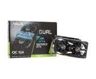 ASUS GeForce GTX 1660 Ti Dual OC 6GB GDDR6 - 480871 - zdjęcie 1