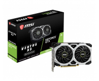MSI GeForce GTX 1660 Ti VENTUS XS OC 6GB GDDR6  - 480232 - zdjęcie 1