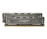 Crucial 32GB 3200MHz Ballistix Sport LT Gray CL16 (2x16GB) - 481901 - zdjęcie 2