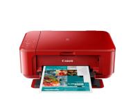 Canon PIXMA MG3650S czerwona - 481539 - zdjęcie 1