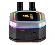 Corsair H115i RGB Platinum RGB 2x140mm - 479788 - zdjęcie 5