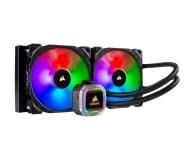 Corsair H115i RGB Platinum RGB 2x140mm - 479788 - zdjęcie 1