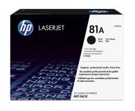 HP  HP 81A black - 402598 - zdjęcie 1