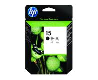 HP 15 C6615DE czarny 25ml - 1167 - zdjęcie 1