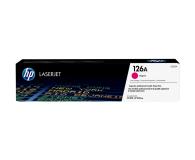 HP 126A magenta 1000str. - 61292 - zdjęcie 1