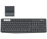 Logitech K375s Multi-Device (Unifying, Bluetooth Smart) - 361726 - zdjęcie 1