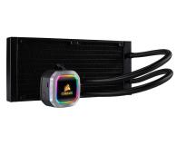 Corsair Hydro Series H100i Platinum RGB 2x120mm - 474210 - zdjęcie 2