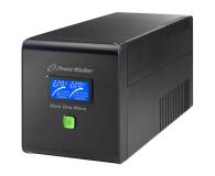 Power Walker VI 1000 PSW (1000VA/700W, 4xFR, AVR, USB, LCD) - 474119 - zdjęcie 1