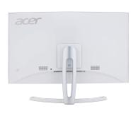 Acer ED273AWIDPX Curved biały - 477496 - zdjęcie 5