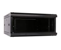 """ExtraLink Wisząca 19"""" 4U 600x600mm (czarna)  - 484912 - zdjęcie 5"""
