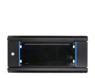 """ExtraLink Wisząca 19"""" 4U 600x450mm (czarna)  - 484910 - zdjęcie 1"""