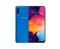 Samsung Galaxy A50 SM-A505FN Blue - 485359 - zdjęcie 1