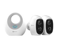 EZVIZ Duo Pack FullHD WiFI IR (2szt + stacja) - 484256 - zdjęcie 1