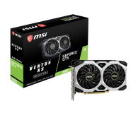 Karta graficzna NVIDIA MSI GeForce GTX 1660 VENTUS XS OC 6GB GDDR5