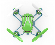 Hubsan Mini Q4 H111 zielony  - 485387 - zdjęcie 4