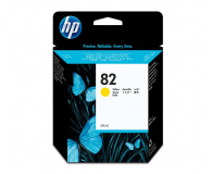 HP 82 C4913A yellow 69ml - 14720 - zdjęcie 1