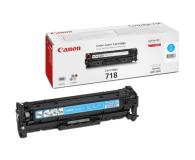 Canon CRG-718C cyan 2900str. - 79288 - zdjęcie 1